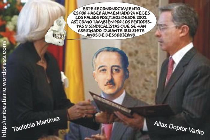 Franco Reconocimiento