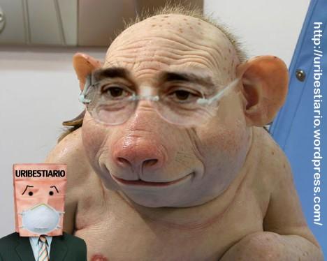 Exclusivo_Uribe_afectado_por_la_gripe_porcina