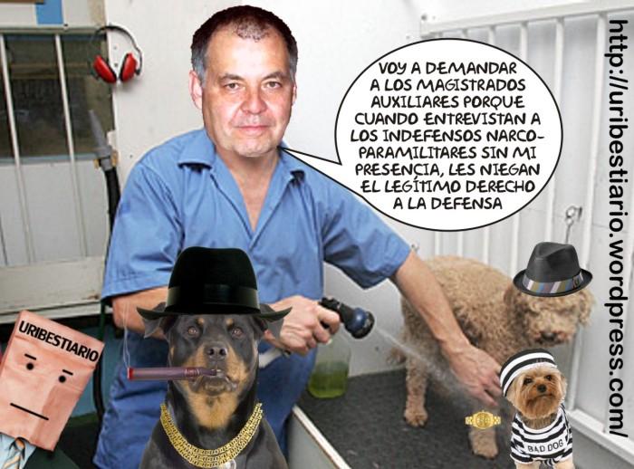 Alejandro Ordoñez - El Lavaperros de la mafia de Nari