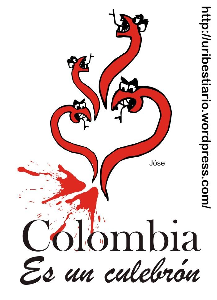 Colombia es un culebron