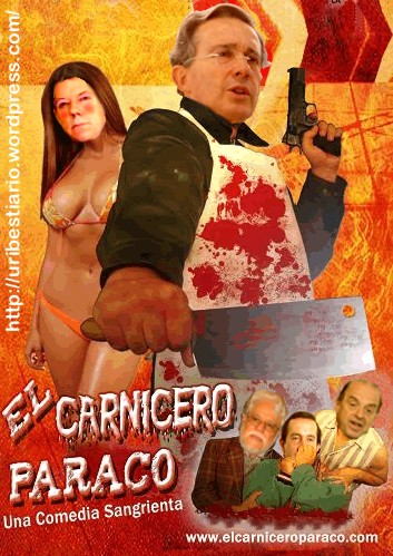 El carnicero paraco