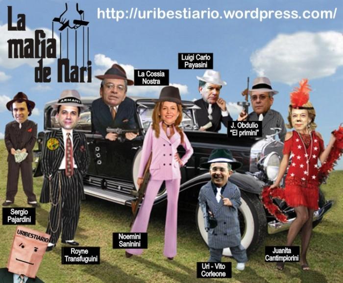 La mafia de Nari