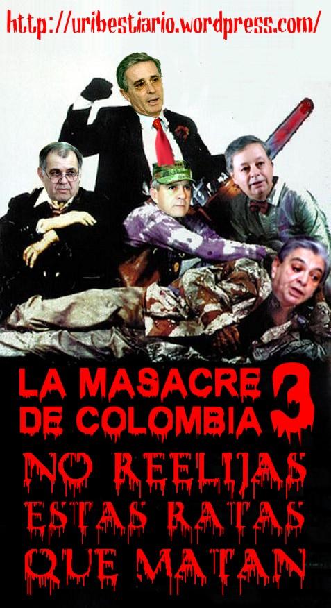 La masacre de Colombia 3