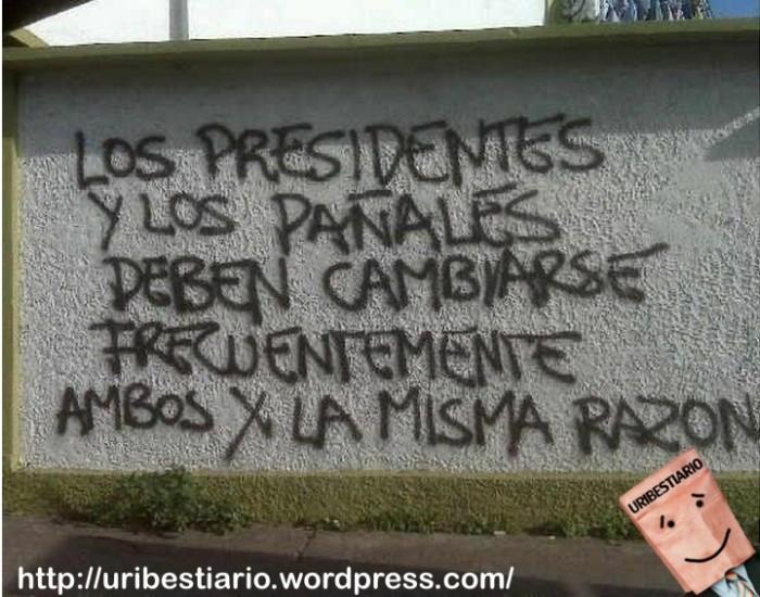 Un grafiti vale más que mil referendos