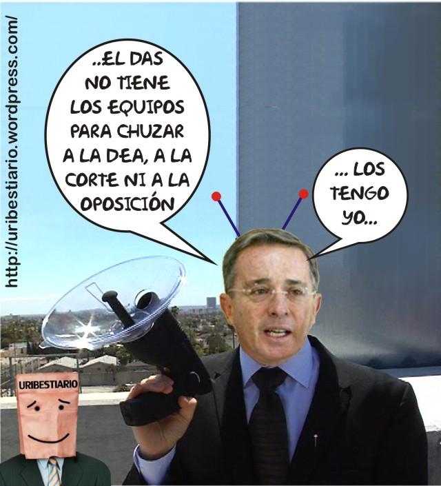 Uribe se hace el loco