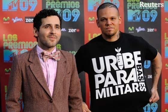 Calle 13 - Arte con sentido político
