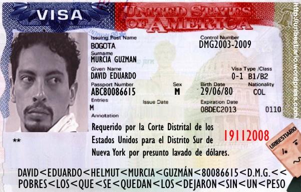 DMG tiene visa