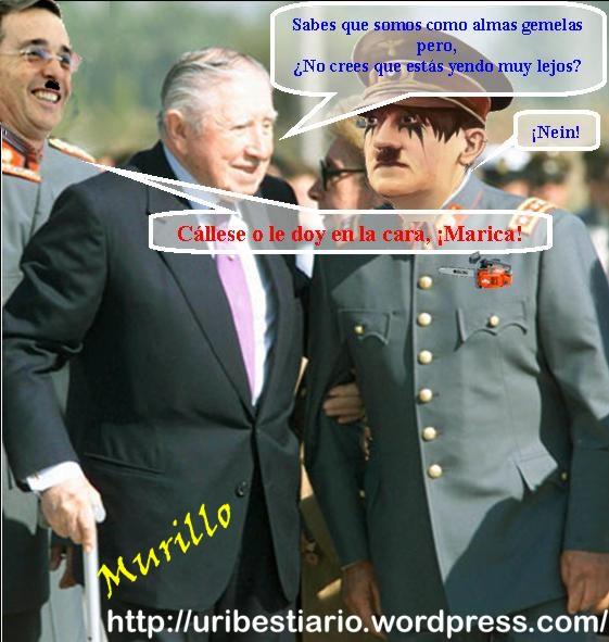 Entre dictadores