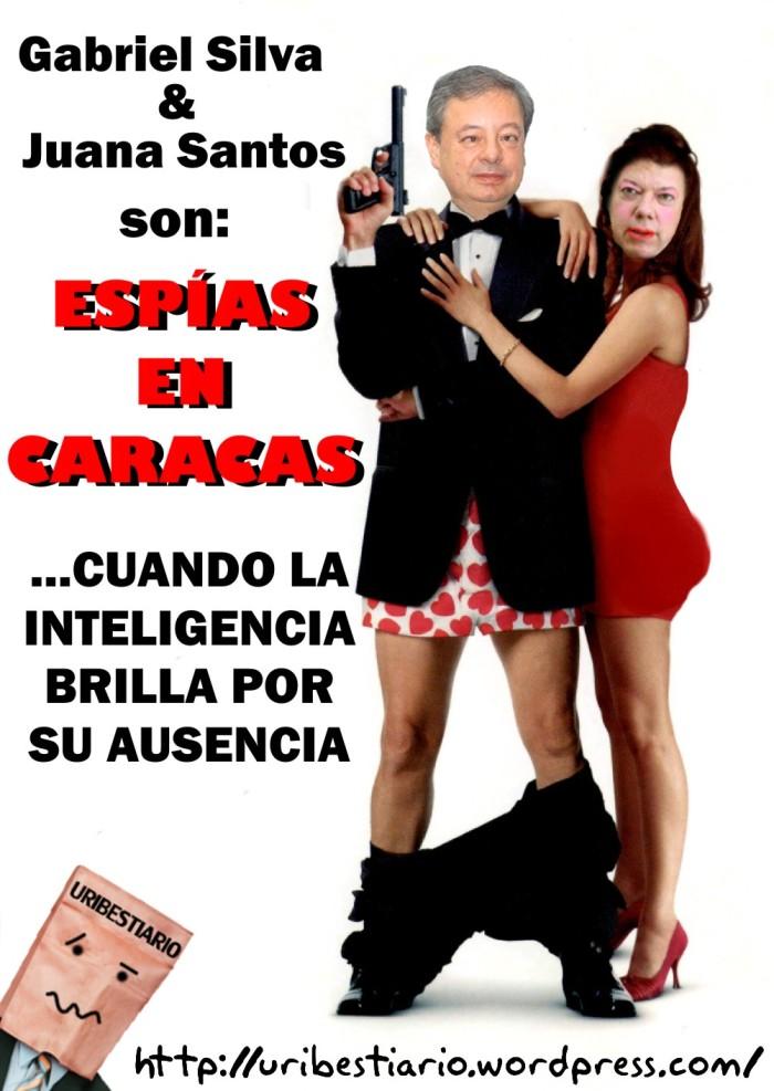 Espías en Caracas
