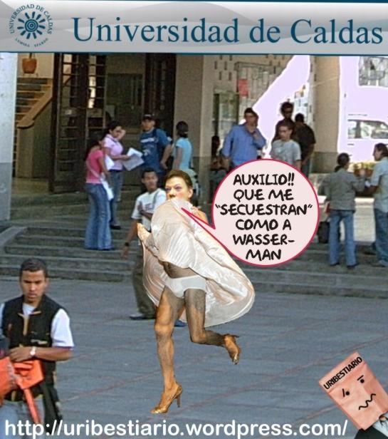 Juan Manuel Santos en la Universidad de Caldas
