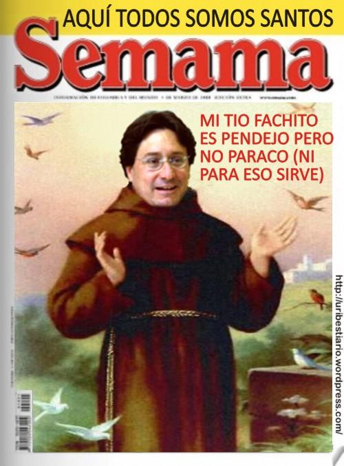 Semama - aquí todos somos Santos