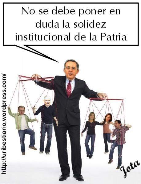 Solidez institucional