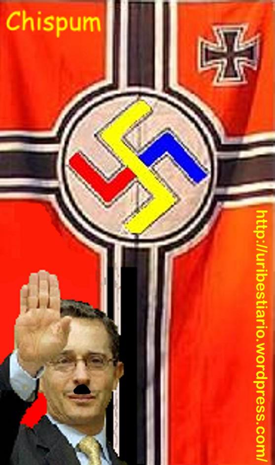 Uribe - Nazi - Chispum