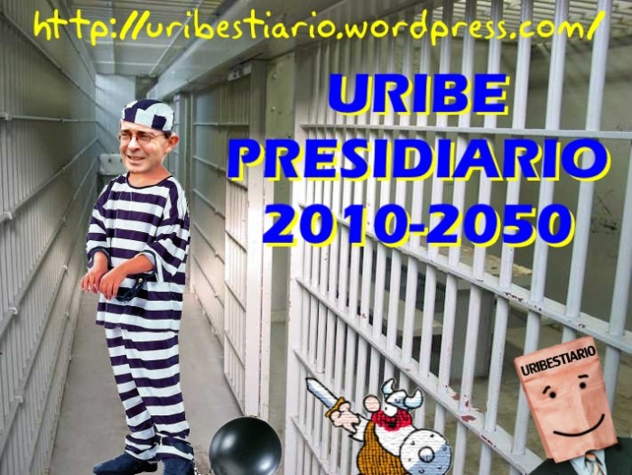 Uribe Presidiario 2010 - 2050