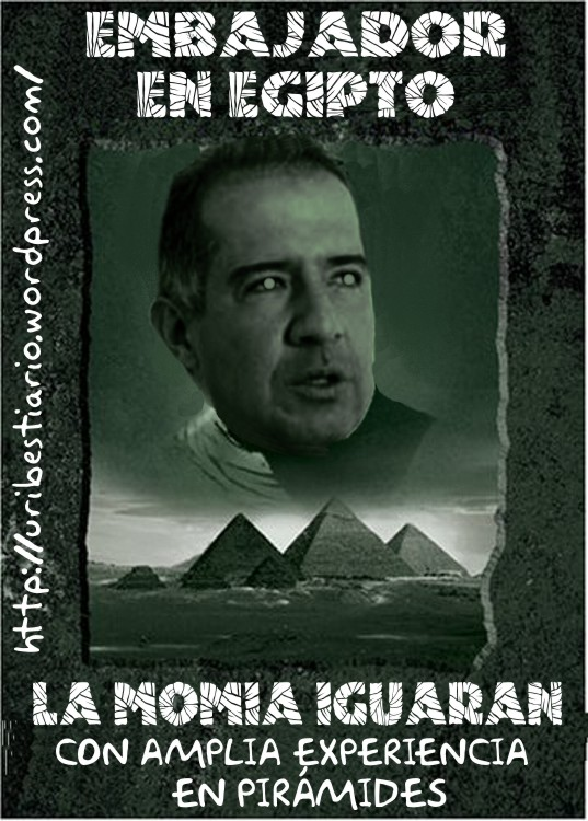 La momia Iguarán