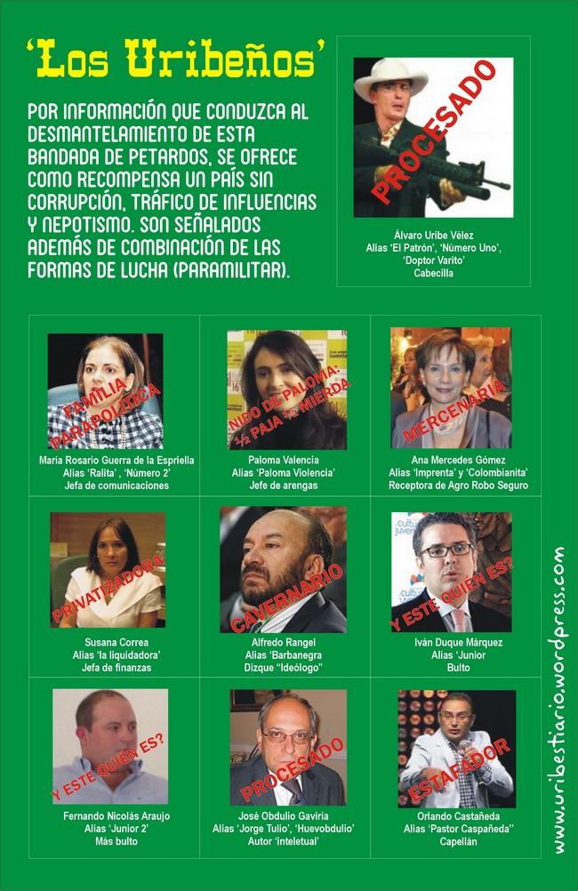 El Cartel de los Uribeños